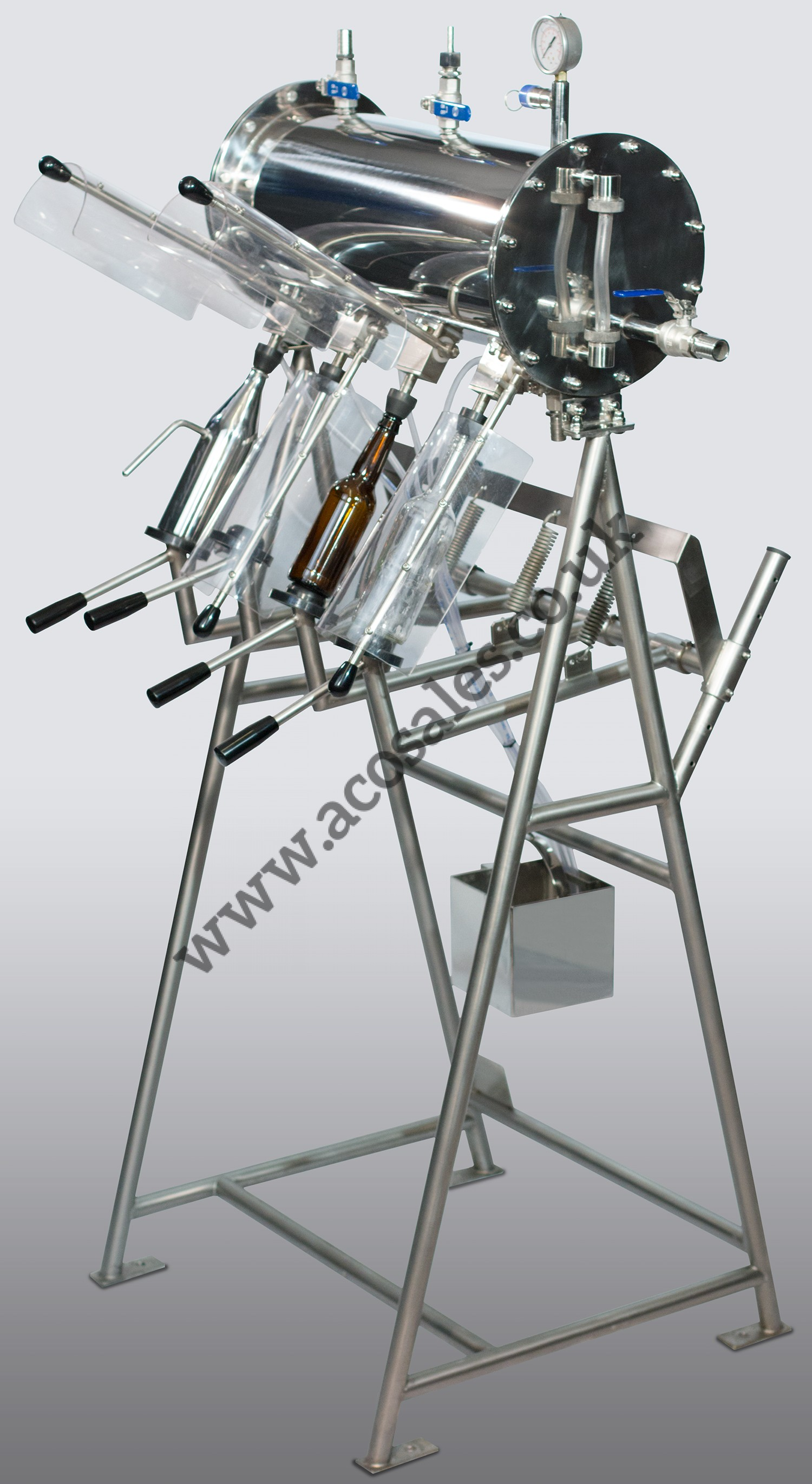 Counter Pressure Filling Machine Aco Packaging Limited