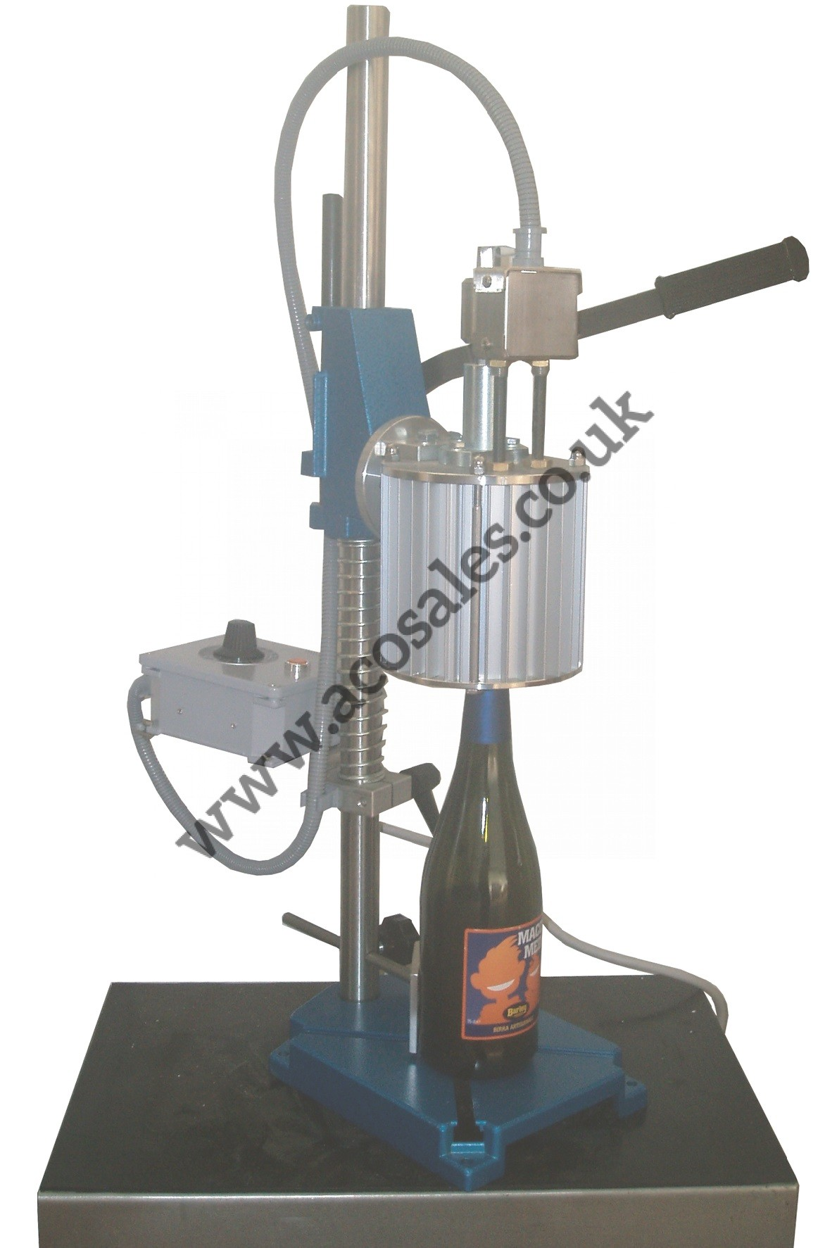 Table Top Capping Machines Aco Packaging Limited Aco