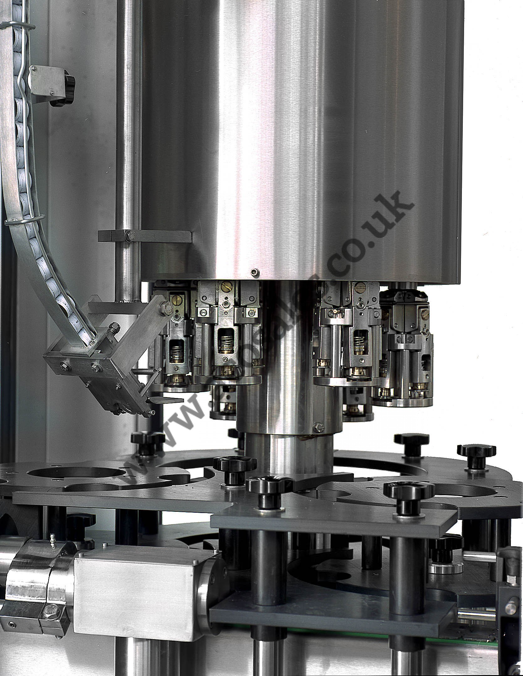 Multi Head Capping Machines Aco Packaging Limited Aco
