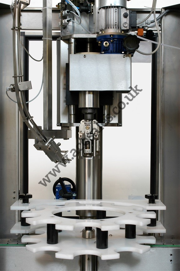 1 Head Ropp Capping Machine Aco Packaging Limited Aco